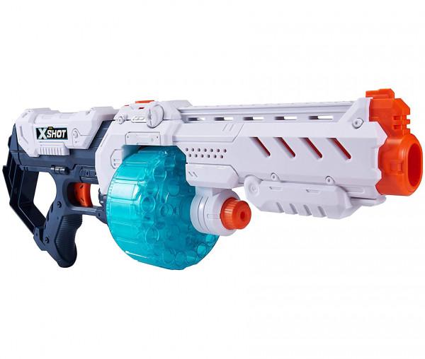Zuru X-SHOT Turbo Fire™ Blaster mit 48 Schaumstoffdarts