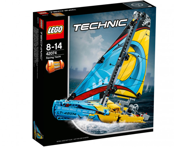 42074 LEGO® Technic Rennyacht
