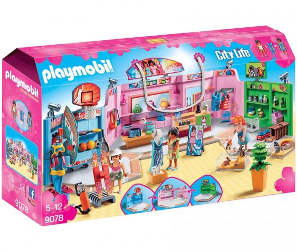 Playmobil 9078 - City Life Einkaufspassage