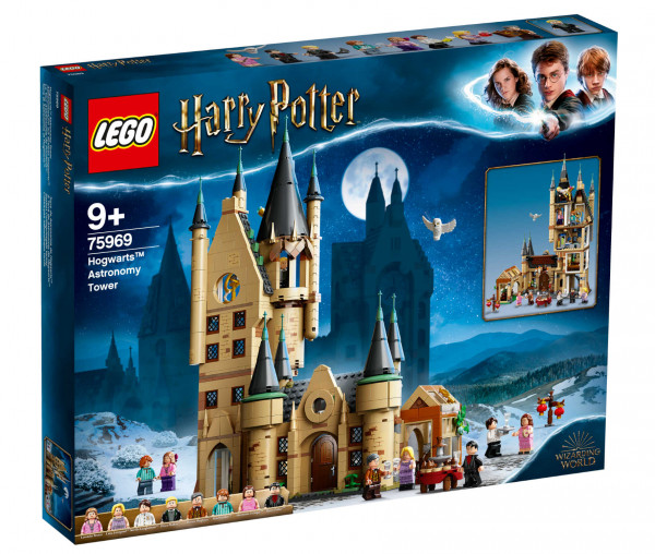 75969 LEGO® Harry Potter™ Astronomieturm auf Schloss Hogwarts™