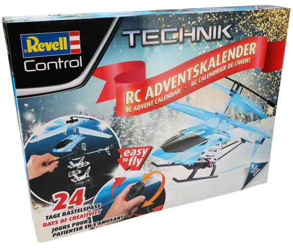 Revell Control Adventskalender RC Helikopter