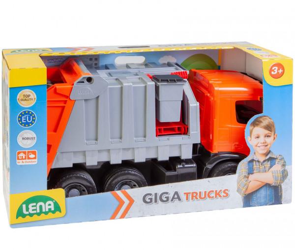 Lena Starke Riesen Müllwagen Arocs