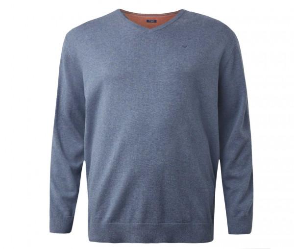 Tom Tailor Herren Feinstrick-Pullover