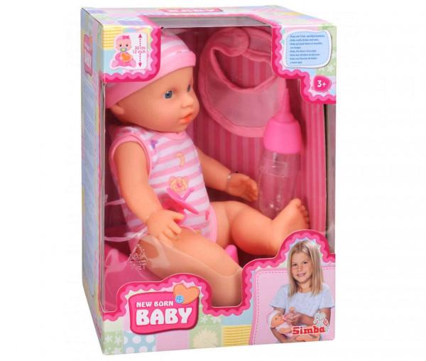 Simba Puppe New Born Baby