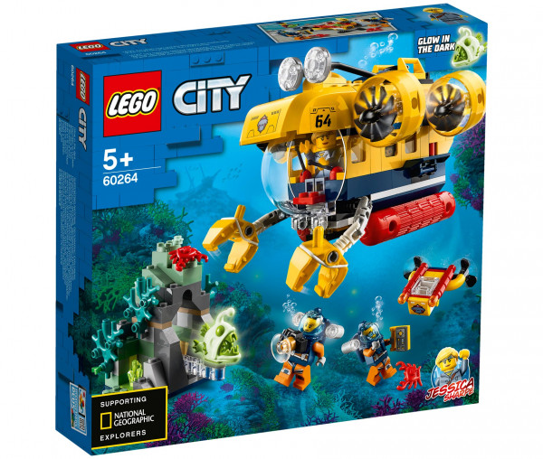 60264 LEGO® City Meeresforschungs-U-Boot