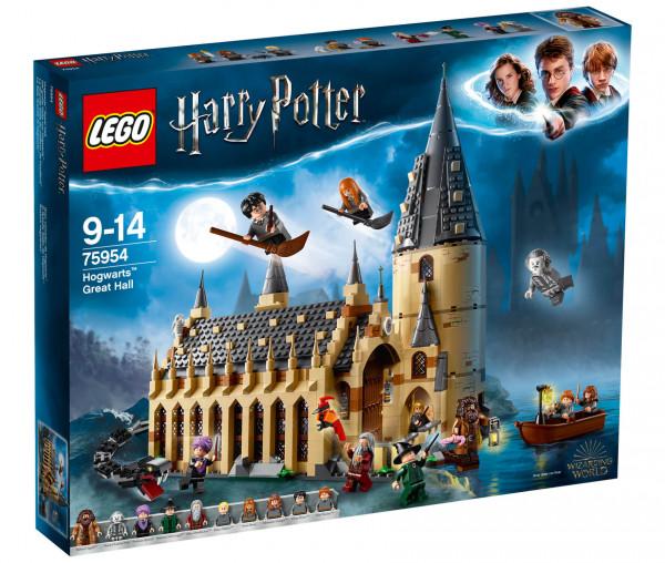 75954 LEGO® Harry Potter™ Die große Halle von Hogwarts™