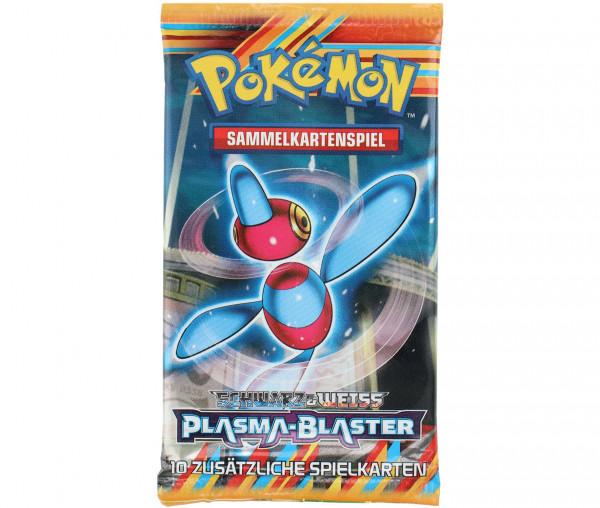 Pokémon Schwarz & Weiss Booster Plasma-Blaster
