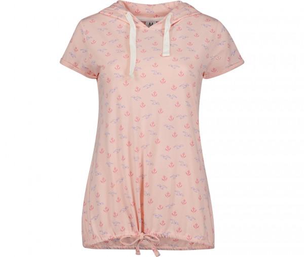 Sublevel Damen T-Shirt Möwe