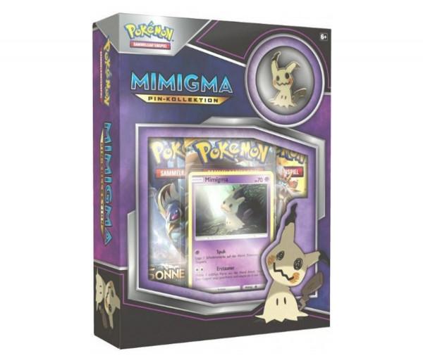 Pokémon Mimigma-Kollektion Pin Box DE