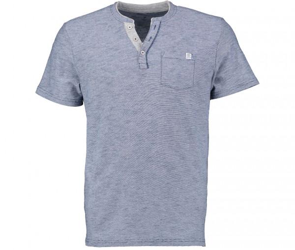 Tom Tailor Herren Henley-T-Shirt