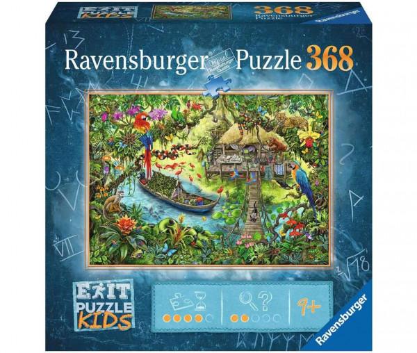 Ravensburger EXIT-Puzzle Kids Die Dschungelexpedition