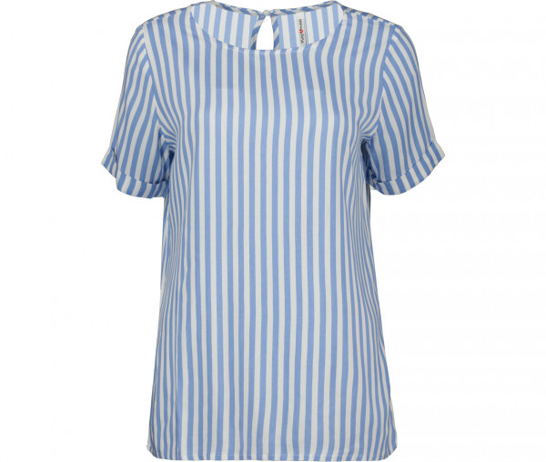 Marymaids Damen Bluse Lisa Streifen
