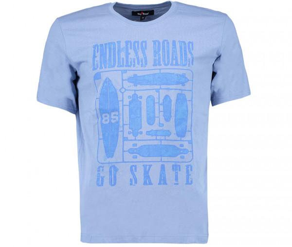 Tony Brown Herren T-Shirt Endless Skater