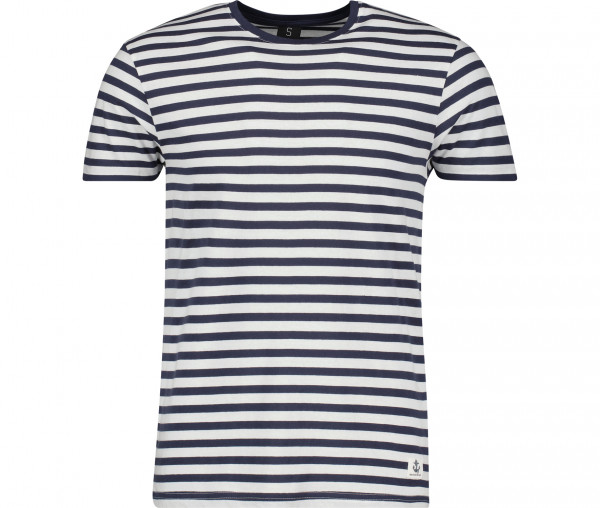 Sublevel Herren T-Shirt Streifen