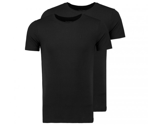 Tony Brown Herren T-Shirt 2er Pack