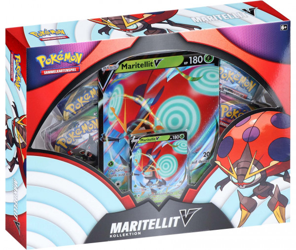 Pokémon Kollektion Maritellit-V