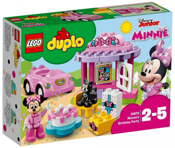 10873 LEGO® DUPLO® Minnies Geburtstagsparty