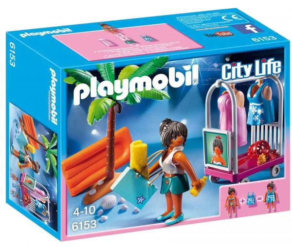 Playmobil 6153 - City Life Strand-Shooting