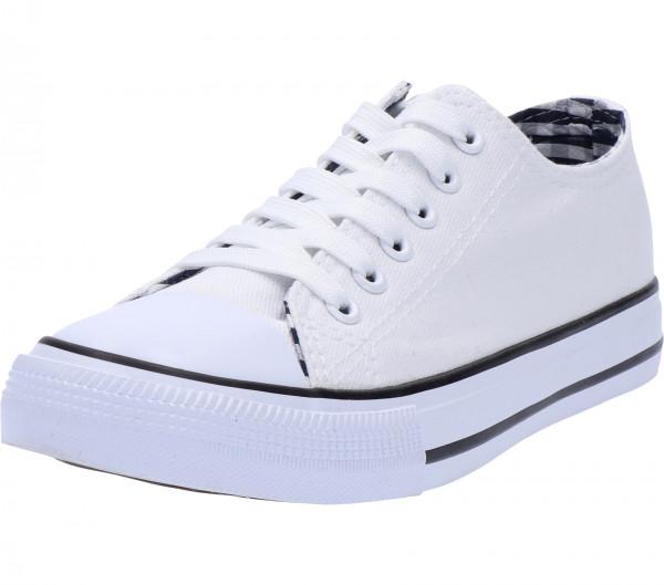 Marymaids Damen Sneaker Connie Unifarben