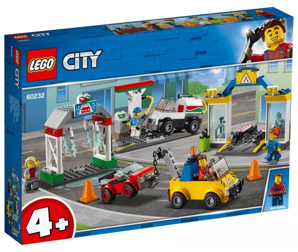 60232 LEGO® City Autowerkstatt