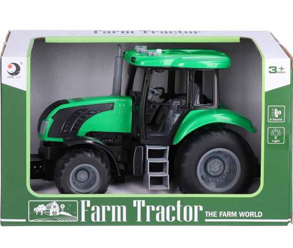 Kleiner Farm Traktor mit Sound und Licht