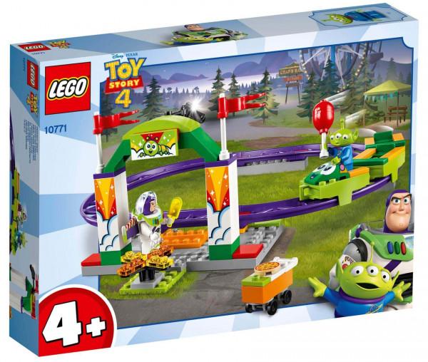 10771 LEGO® 4+ Buzz wilde Achterbahnfahrt