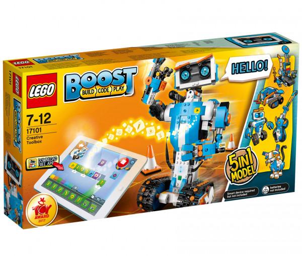 17101 LEGO® BOOST Programmierbares Roboticset