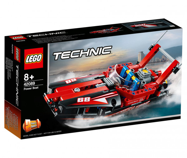 42089 LEGO® Technic Rennboot