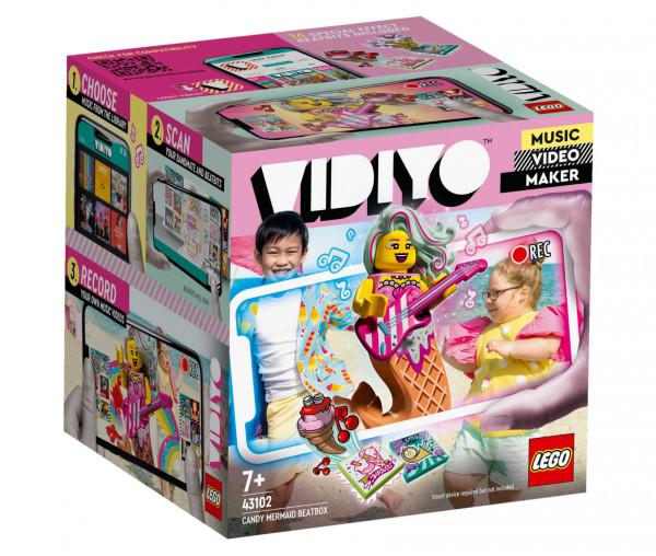 43102 LEGO® VIDIYO™ Candy Mermaid BeatBox