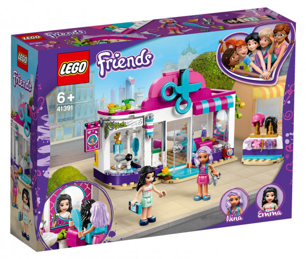 41391 LEGO® Friends Friseursalon von Heartlake City