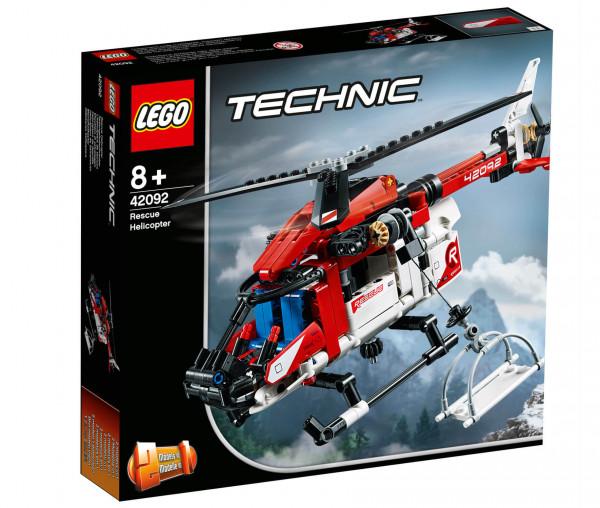 42092 LEGO® Technic Rettungshubschrauber