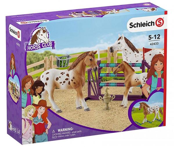 Schleich Horse Club 42433 Lisas Turnier Training