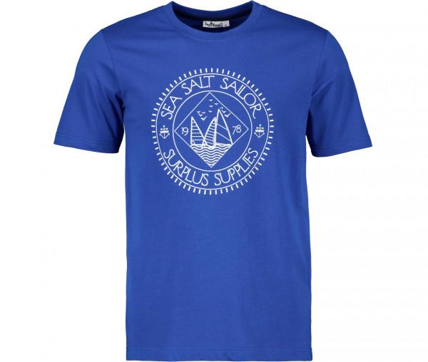 Tony Brown Herren T-Shirt Segel