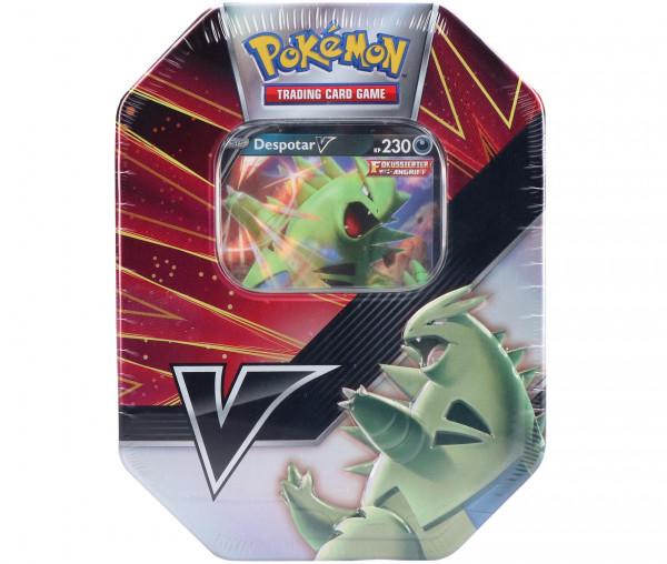 Pokémon Sommer V Tin 2 Despotar