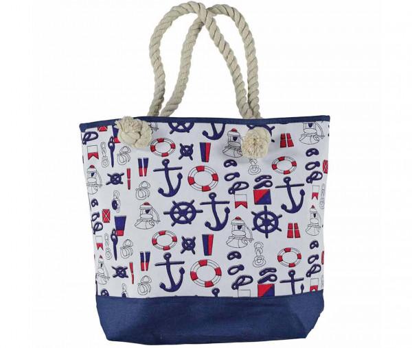 Tony Brown - maritime Strandtasche