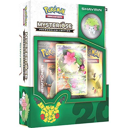 Mysteriöse Karten Pokémon Kollektion Shaymin