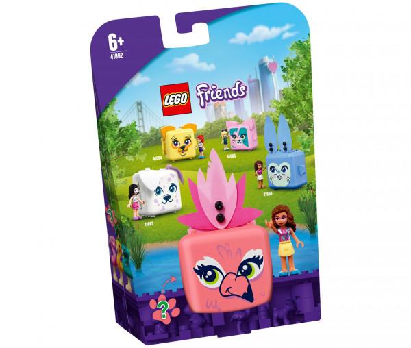 41662 LEGO® Friends Olivias Flamingo-Würfel