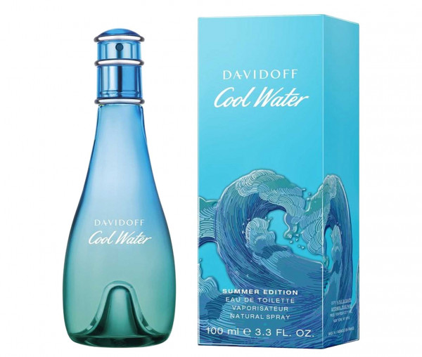 Davidoff EdT Cool Water Woman Summer Edition 100 ml
