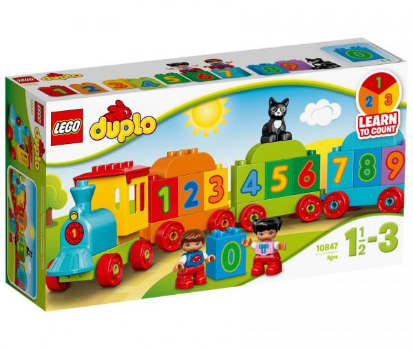 10847 LEGO® DUPLO® Zahlenzug
