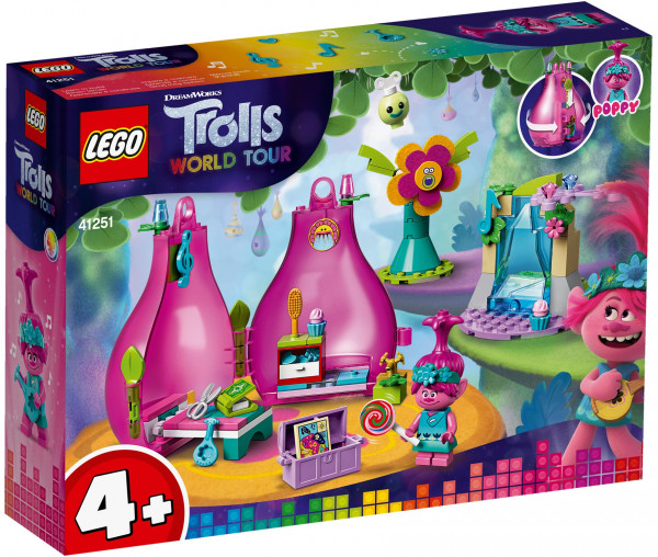 41251 LEGO® Trolls Poppys Wohnblüte