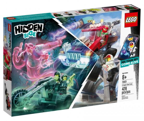 70421 LEGO® Hidden Side™ El Fuegos Stunt-Truck