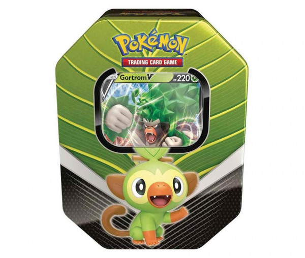 Pokémon Tin 82 Memmeon / Intelleon V