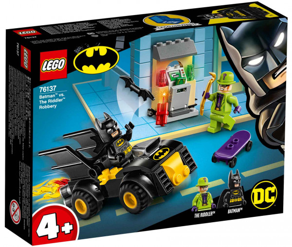 76137 LEGO® 4+ Batman™ vs. der Raub des Riddler™