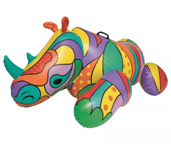 Bestway Schwimmtier POP Rhino