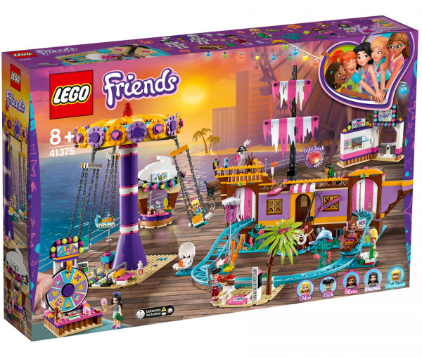 41375 LEGO® Friends Vergnügungspark von Heartlake City