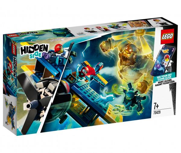 70429 LEGO® Hidden Side™ El Fuegos Stunt-Flugzeug