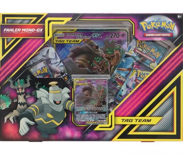 Pokémon Fahler Mond-Gx Kollektion Tag Team