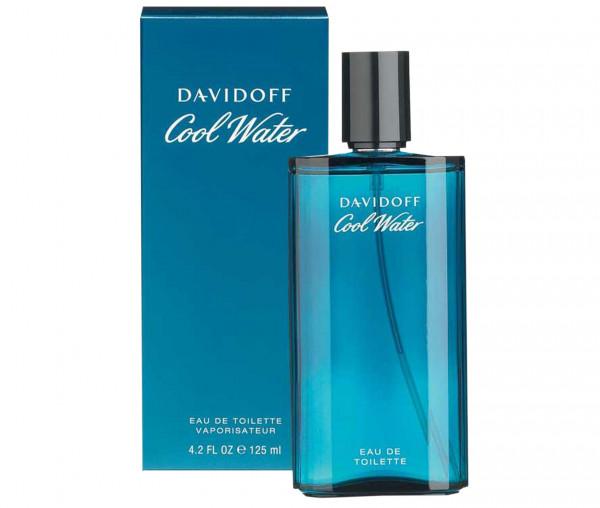 Davidoff EdT Cool Water Men 125 ml