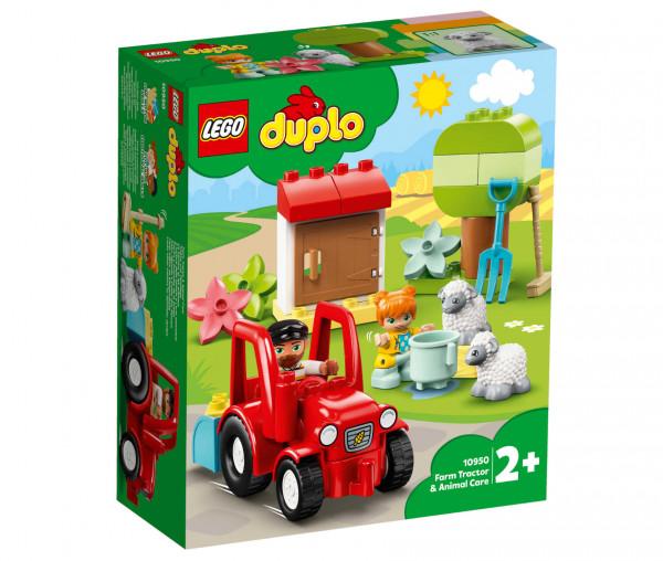 10950 LEGO® DUPLO® Traktor und Tierpflege