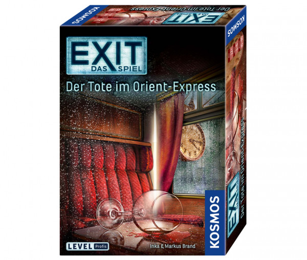 Kosmos Exit - Das Spiel Der Tote im Orient-Express